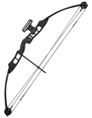 FALCON COMPOUND BOW BLACK 55Lb-bows-Mitchells Adventure