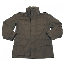 MILITARY SURPLUS Austrian Gortex Jacket-raincoats-and-jackets-Mitchells Adventure