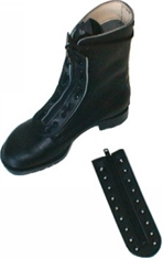 COMMANDO 9-Hole Boot Zipper-commando-Mitchells Adventure