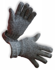 RAGWOOL KNITTED GLOVES-gloves-Mitchells Adventure