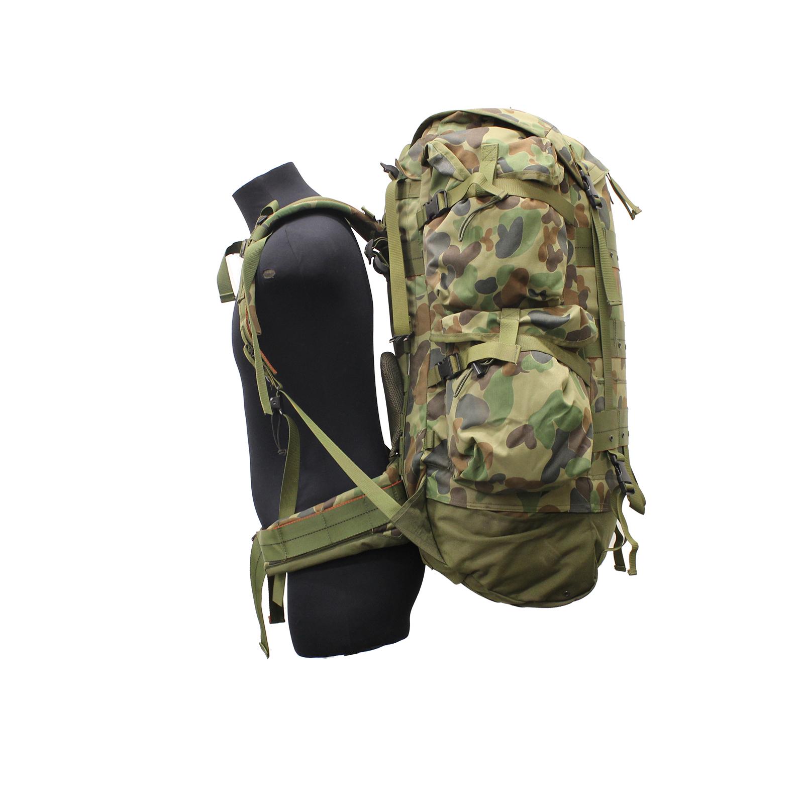 34744b6f2cf1 GI CFP-90 COMBAT PACK AUSCAM - COMMANDO   MILITARY-Bags   Packs ...