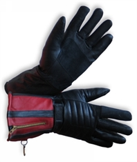 GAUNTLET LEATHER-gloves-Mitchells Adventure