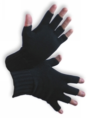 FINGERLESS GLOVES ACRYLIC-gloves-Mitchells Adventure