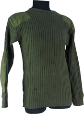 HOWARD GREEN JUMPER (ISSUE)-pullover-Mitchells Adventure
