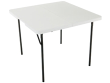 LIFETIME Lifetime 3' Fih Square Table-tables-Mitchells Adventure