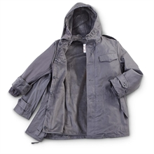 GERMAN FIELD PARKA with LINER-jackets-Mitchells Adventure