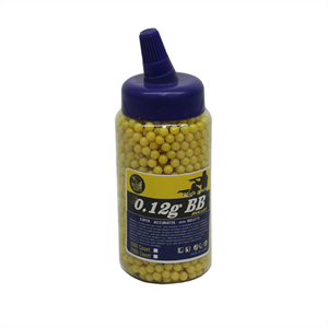 Bb Pellets 6mm Bottle Of ~ 2000 (0.12gm)