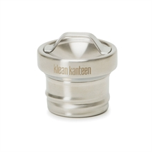 KLEAN KANTEEN Steel Loop Cap Brushed Stainless-water-Mitchells Adventure