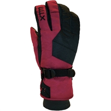 LES TRIOMPHE LADIES SKI GLOVE-gloves-Mitchells Adventure