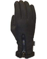 NINA LADIES SOFTSHELL GLOVE-gloves-Mitchells Adventure