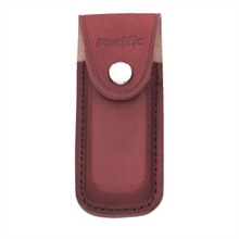 SHEATH - LEATHER BROWN MEDIUM - 10CM L X 5CM W-accessories-Mitchells Adventure