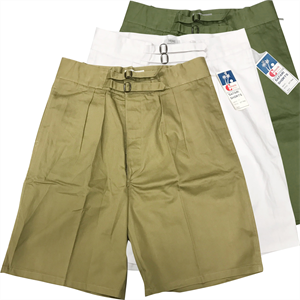 COMMANDO Vintage Safari Shorts