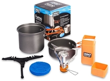 FURNO STOVE & POT SET-to-cook-in-Mitchells Adventure