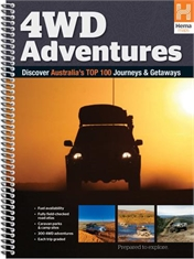 HEMA 4WD Adventures-outdoor-adventure-books-Mitchells Adventure