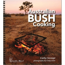 AUSTRALIAN BUSH COOKING-books-Mitchells Adventure