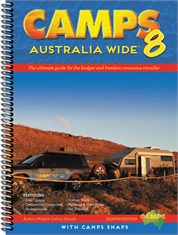 CAMPS AUST WIDE 8 MEGA  with CAMP SNAPS-books-Mitchells Adventure