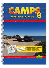CAMPS AUSTRALIA WIDE 9 SPIRAL-books-Mitchells Adventure