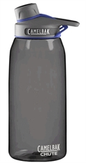 CAMELBAK Chute 1L Water Bottle Charcoal-water-Mitchells Adventure
