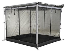 RV SHADE AWNING MESH ROOM FOR 2.5M ONLY-accessories-Mitchells Adventure