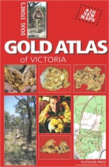 GOLD ATLAS OF VICTORIA-books-Mitchells Adventure