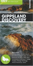GIPPSLAND DISCOVERY MAP-maps-Mitchells Adventure