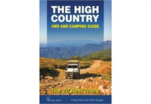 HIGH COUNTRY 4WD & CAMPING GUIDE-books-Mitchells Adventure