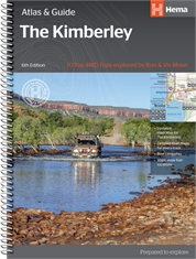 THE KIMBERLEY ATLAS & GUIDE-books-Mitchells Adventure