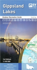 GIPPSLAND LAKES OUTDOOR RECREATION GUIDE-maps-Mitchells Adventure
