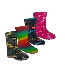 KIDS PVC BOOT-water-and-snow-Mitchells Adventure
