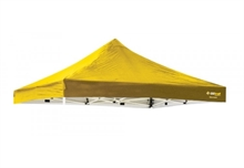 CANOPY - 300D POLYESTER- YELLOW-accessories-Mitchells Adventure