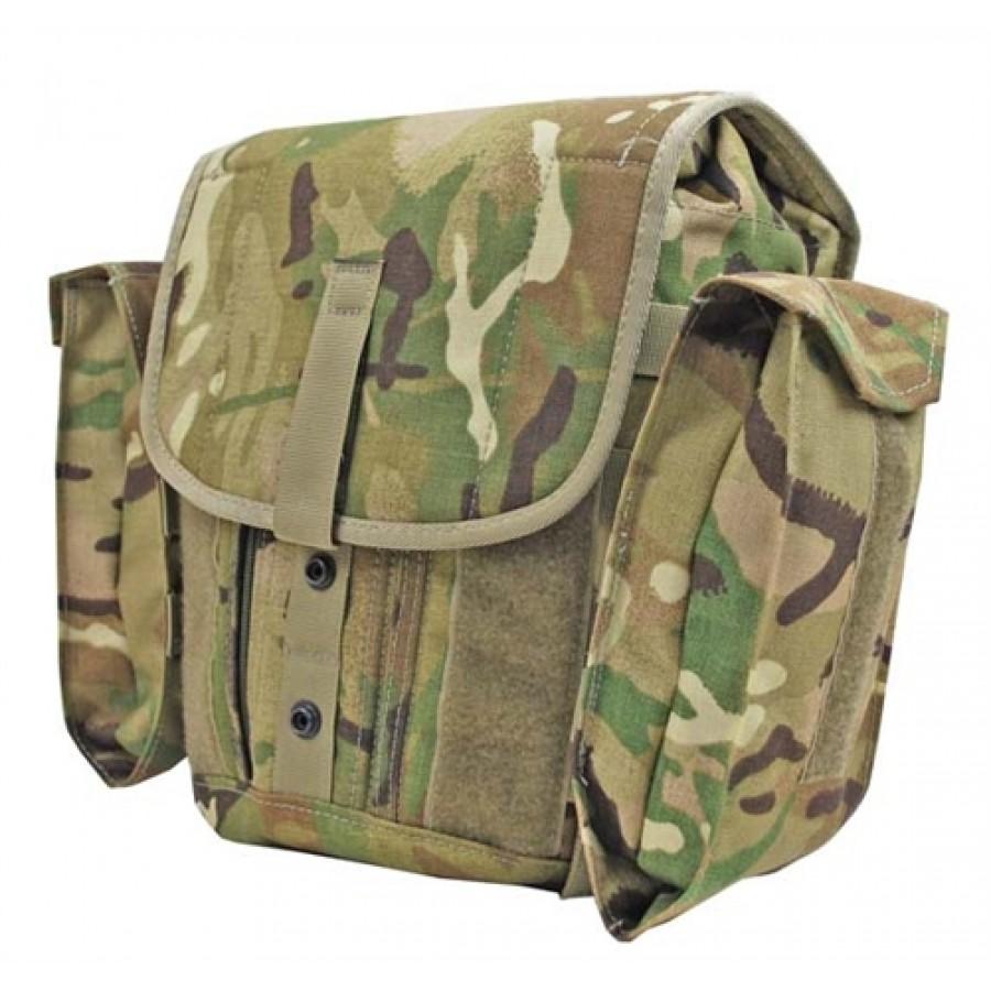 MILITARY SURPLUS British Army Mtp Respirator Shoulder Bag