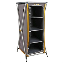 OZTRAIL 4 Shelf Deluxe Cupboard-oztrail-Mitchells Adventure