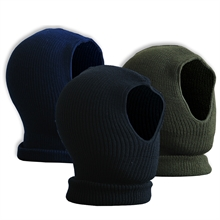OPEN FACE BALACLAVA ACRYLIC-hats-Mitchells Adventure