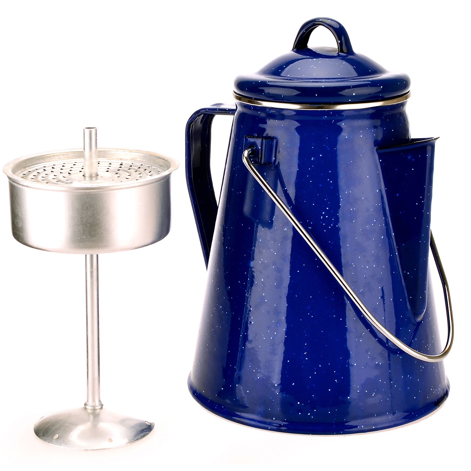 Enamel Coffee Pot Camping Kitchen To Cook In Mitchells Adventure