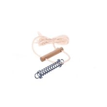 GUY ROPE SET (6mm 7M WOODEN ROPE RUNNER)-accessories-Mitchells Adventure