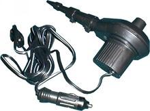 OUTBOUND 12V Volume Air Pump (75W)-mats-airbeds-and-stretchers-Mitchells Adventure
